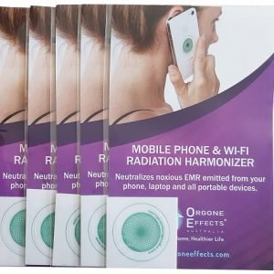 Orgone Mobile Phone EMF Protection Bundle